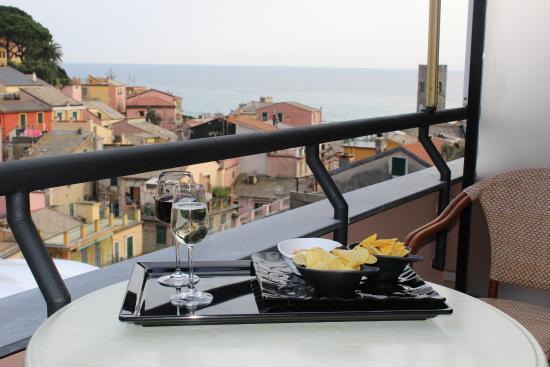 "Hotel Villa Steno: Our ""Welcome!"" surprise from Carla"