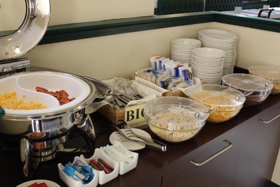 Hotel Villa Steno: Breakfast