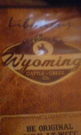 Wyoming Cattle and Creek Company