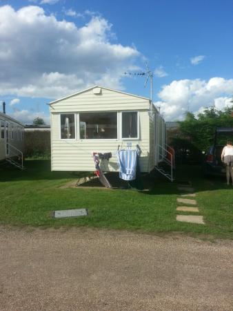 Parkdean Resorts - Breydon Water Holiday Park : our caravan