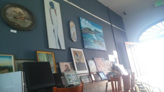 GoJo's: Paintings & Artwork