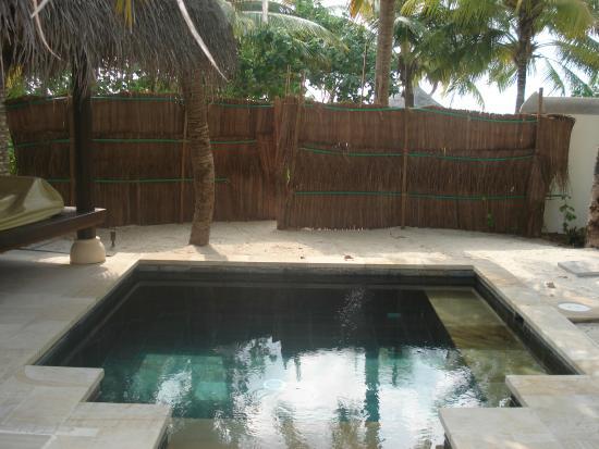 Four Seasons Resort Maldives at Kuda Huraa: Special request