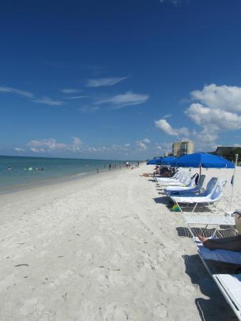 The Ritz Carlton Naples Beach At Fl