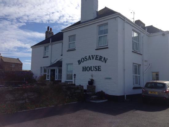 Bosavern House: Front