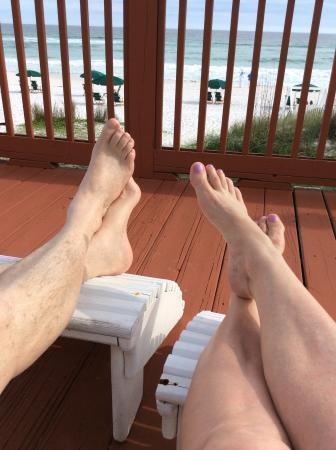 Henderson Park Inn : Relaxing