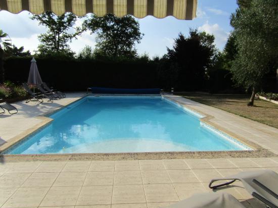 Nueil-les-Aubiers, Prancis: Fantastic Pool!