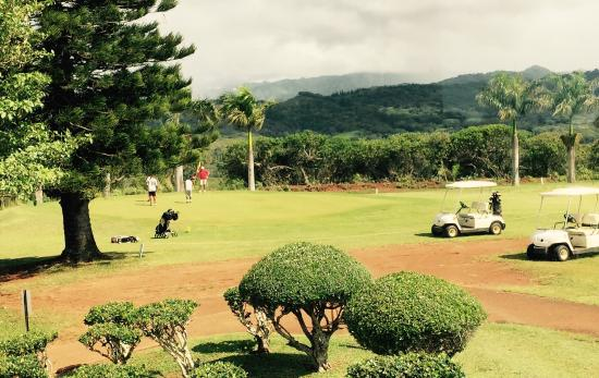 Kukuiolono Golf Course : photo0.jpg