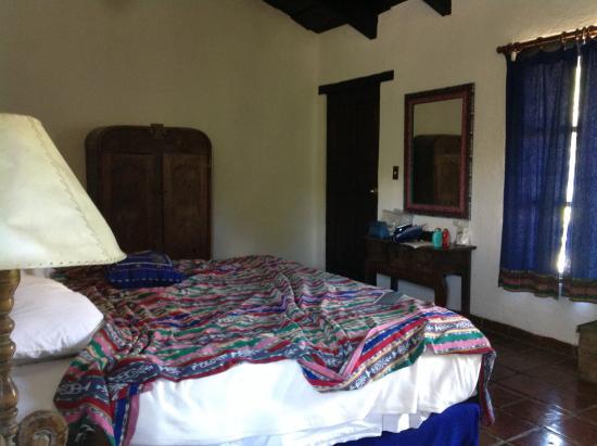Quinta de las Flores : Chambre