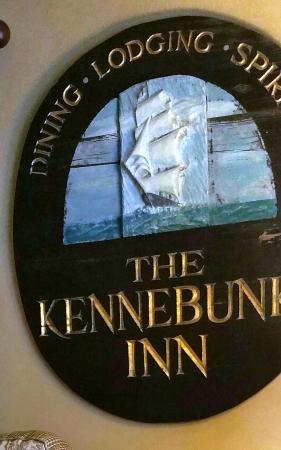 Kennebunk Inn Sign