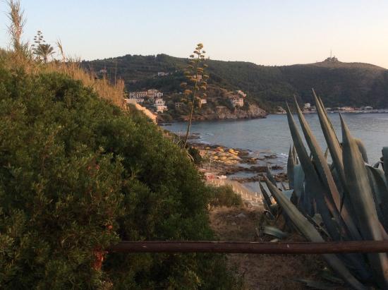 Villaggio degli Olivi: Vista panoramica