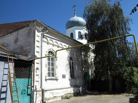 Orthodox Old Believers Church of the Assumption of the Blessed Virgin