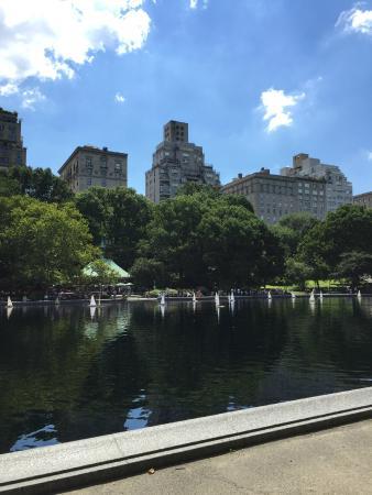 Manhattan Skyline: view from Central Park