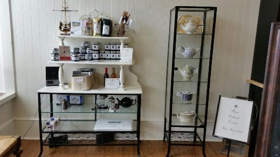 Winnsboro, Güney Carolina: Cornwallis House Tea Company