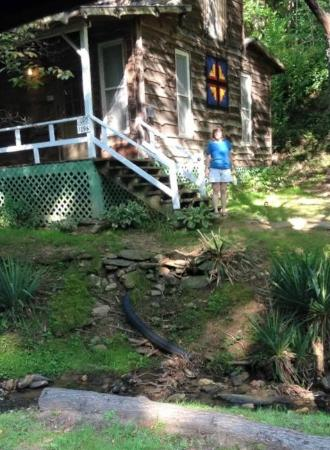 The Cabins at Healing Springs: Checking out after a relaxing week