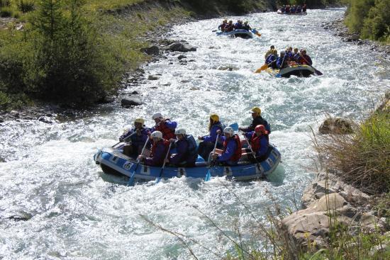 Rivières Evasion