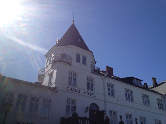 Grand Hotel Molle: A very nice hotel on the right spot