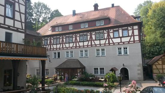 Burgbernheim, Alemanha: Recepción