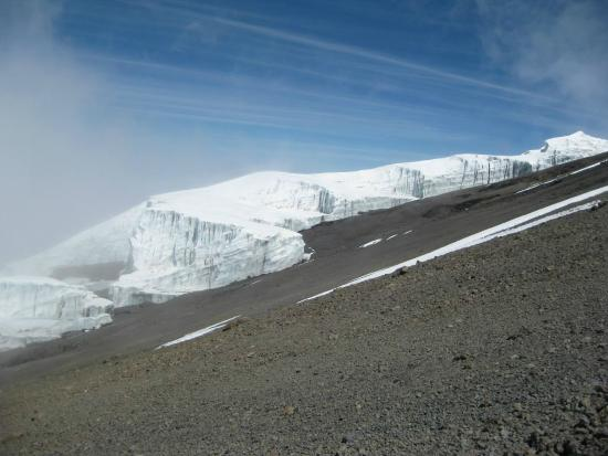 Kilimanjaro National Park, Tanzania: Glaciers