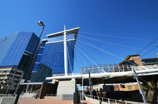 Denver Millennium Bridge