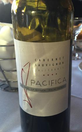 a great choice for wine! - Picture of La Quinta Cliffhouse