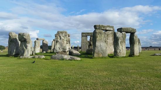 The English Bus: Stonehenge