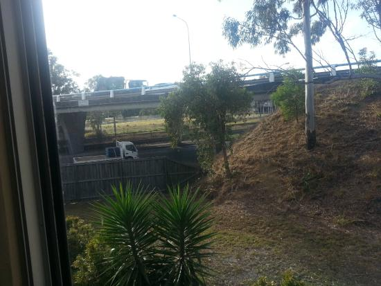 Rocklea International Motel : view from my window