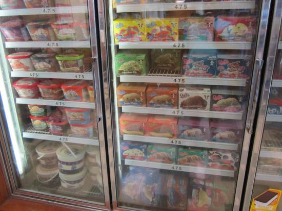 Toft's: Ice Cream to go