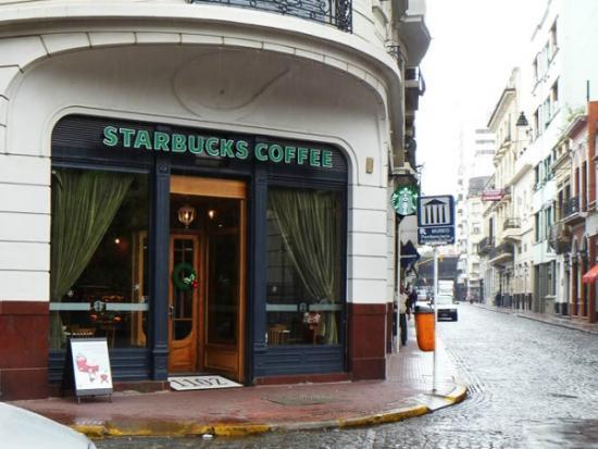 Starbucks: starbuck san telmo