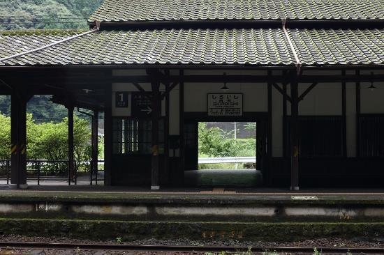 白石駅 駅舎
