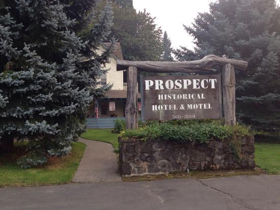 Prospect Historic Hotel-Motel and DinnerHouse: photo0.jpg