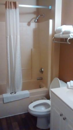 Extended Stay America - Orlando Theme Parks - Vineland Rd.: Bathroom