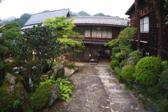 Ryokan Fujioto: 旅館の入り口