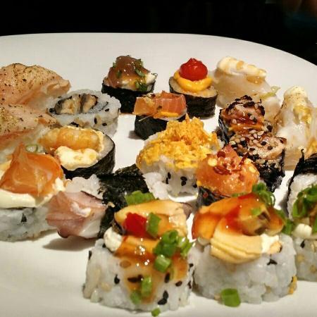 Arigato Culinaria Japonesa: Comida maravilhosa.