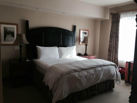 Teton Club: Master bedroom