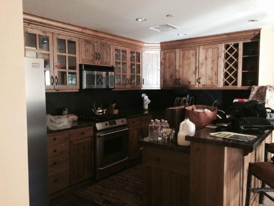 Teton Club: Kitchen