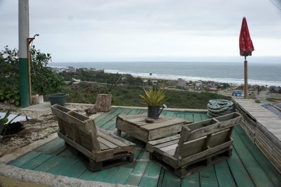Punto Verde : La terraca