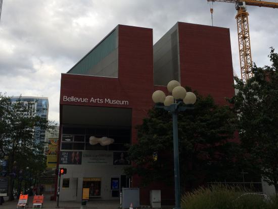 Bellevue Arts Museum (BAM): Good!