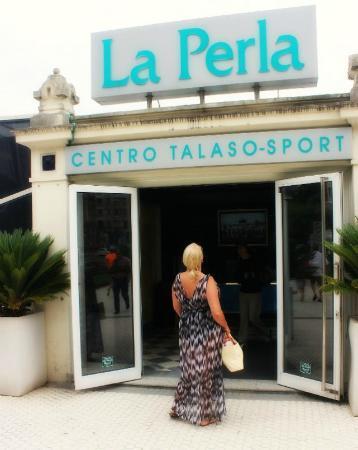 La Perla Centro Talaso-Sport: La Perla Spa and Heather of Stylemindchic Life Blog