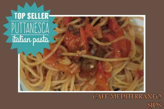 Cafe Mediterraneo: Puttanesca
