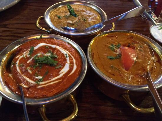 Bombay Palace Indian Restaurant: とても美味しかったです(^。^)