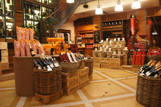 La Table d'Hediard: Ground floor -  providore