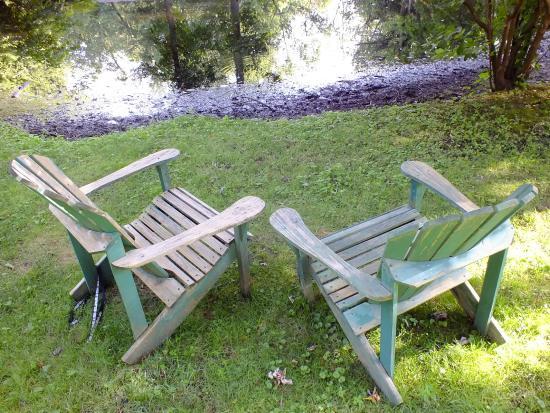 Lakeside Inn : Peaceful View