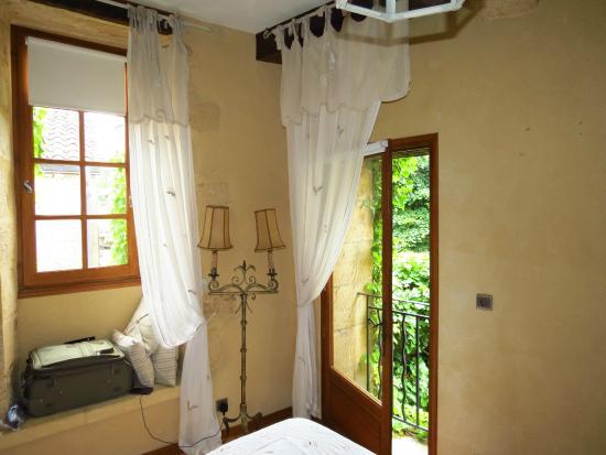 La Lanterne: Courtyard Room