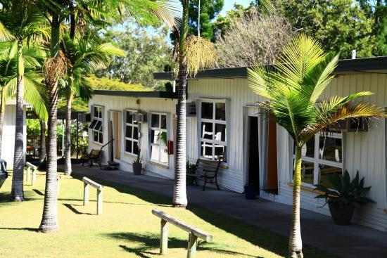 Riverside Gayndah Motel/Caravanpark