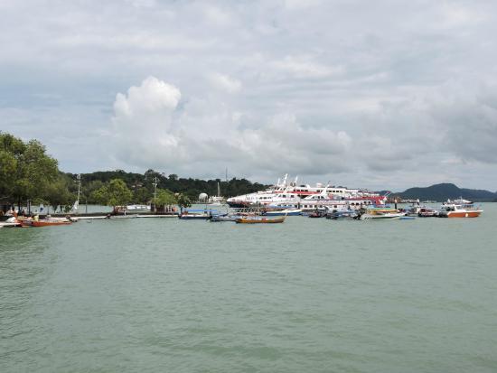 Langkawi Ferry: Пристань