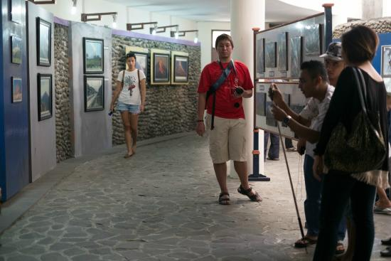 Ketep Pass: the museum
