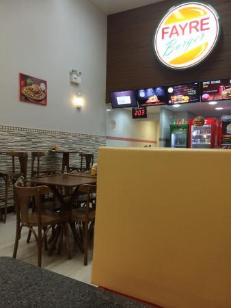 Fayre Burger