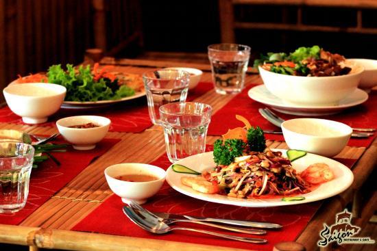 Saigon Restaurant & Cafe