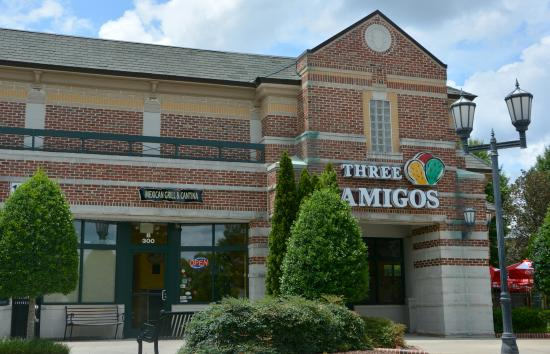 Three Amigos Mexican Grill & Cantina