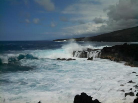 Miloli'i (Milolii) : Winter Swells